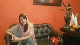 ویدا موحد، نخستین دختر خیابان انقلاب آزاد شد