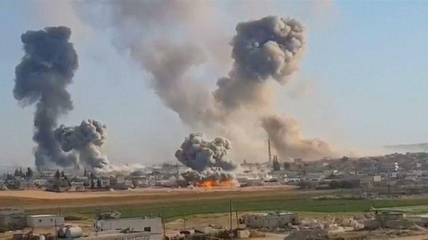 Angriffe auf Krankenhaus in Idlib: Mindestens 7 Tote