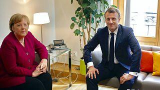 اختلاف نظر بین مرکل و ماکرون برای تعیین رئیس آینده کمیسیون اروپا