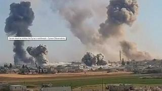 Szíria: milliók kereszttűzben