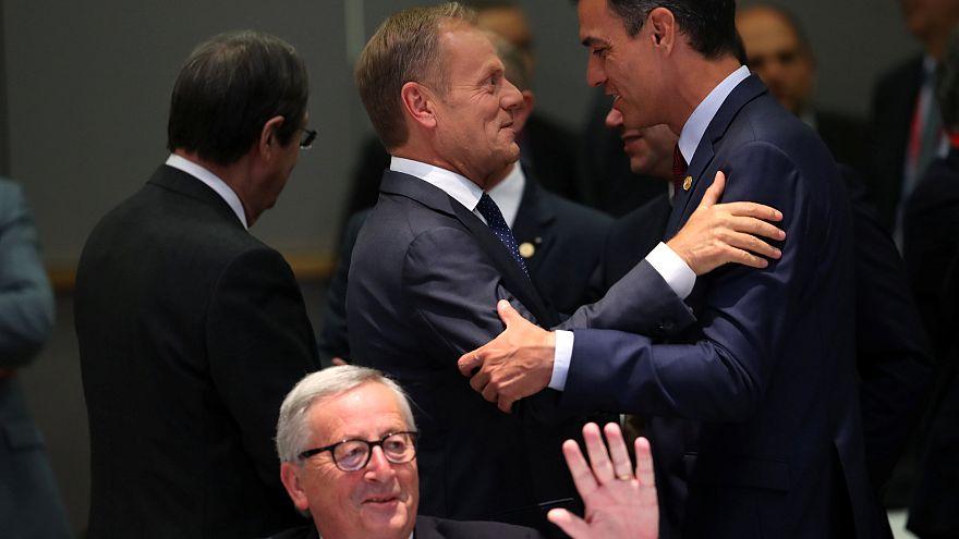"""El """"tejedor"""" Pedro Sánchez y el reparto de cargos en la UE"""