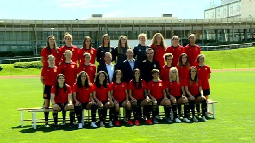 La selección española femenina de fútbol ya está en 'modo Mundial'