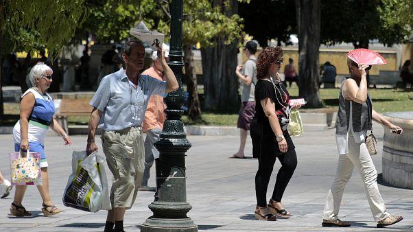Κύπρος: Στους 41 βαθμούς η θερμοκρασία - Κίτρινη προειδοποίηση και συστάσεις