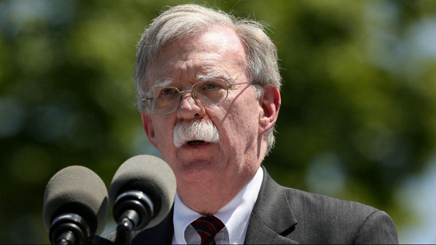 بولتون: توقف حملات در منطقه نشان میدهد حضورمان در برابر ایران موفق بوده است