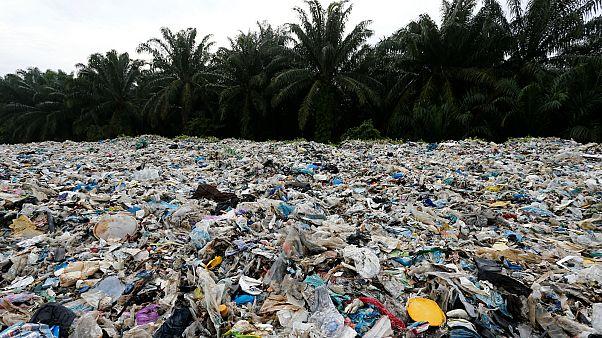 مكب نفايات في ماليزيا