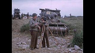 Alla vigilia del 75ennale, le immagini a colori dell'invasione alleata