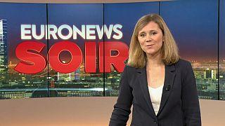 Euronews Soir : l'actualité du mercredi 29 mai 2019