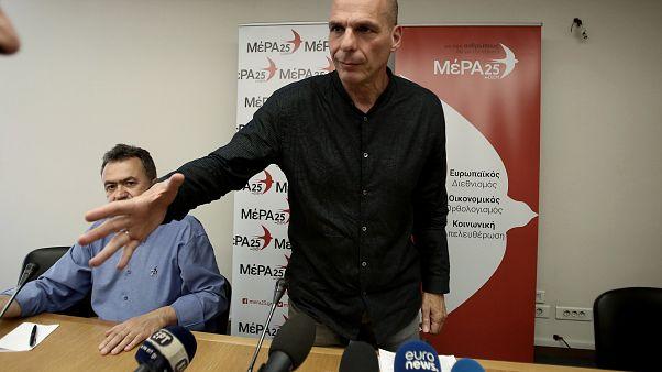 Βαρουφάκης: «Χτίζουμε πάνω στο 2,99%»