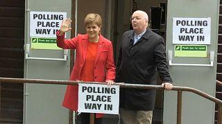 В Шотландии представлен законопроект о референдуме о независимости