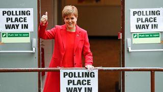 Schottland ebnet Weg für 2. Unabhängigkeitsreferendum