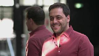 António Zambujo falou com a Euronews nos bastidores da Ópera de Lyon