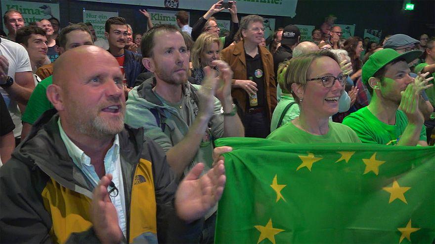 Que cache la percée des Verts en Allemagne?