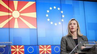«Πράσινο φως» για έναρξη ενταξιακών διαπραγματεύσεων με Αλβανία και Β.Μακεδονία