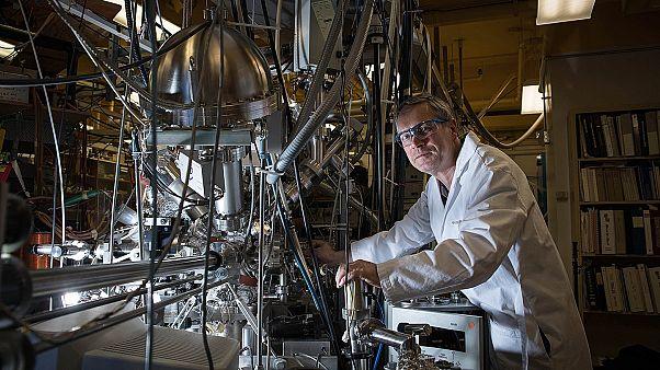 O Dr. Κωνσταντίνος Γιαπής του Τεχνολογικού Ινστιτούτου της Καλιφόρνιας