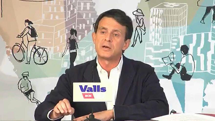 Manuel Valls busca evitar el separatismo en la alcaldía de Barcelona
