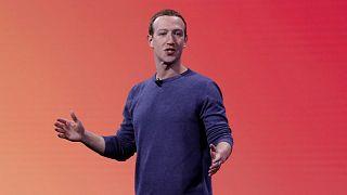 مؤسس موقع فيسبوك مارك زوكربرغ