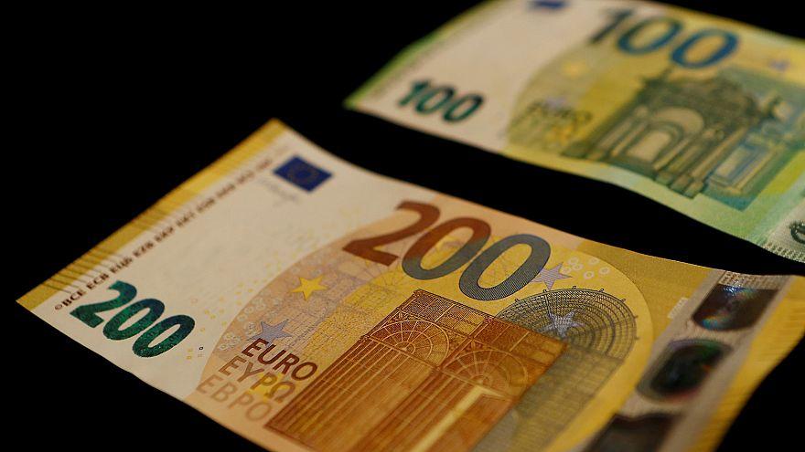 Strapabíró bankjegyeket adott ki az EKB