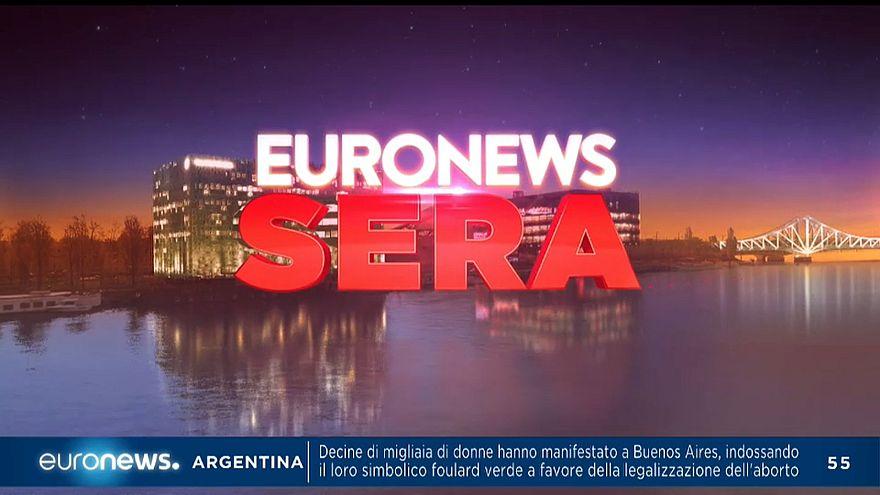 Euronews Sera | TG europeo, edizione del 29 maggio 2019