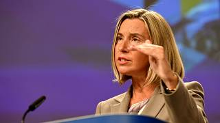 EU membership talks should start with North Macedonia and Albania, says Mogherini