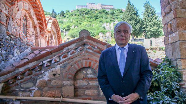 Πρ. Παυλόπουλος: «Είμαστε κατ' εξοχήν υπέρμαχοι της ειρήνης και της φιλίας»