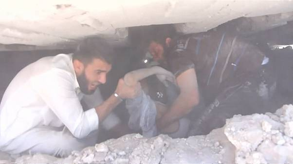 Seven people killed in Syria airstrikes, says war monitor
