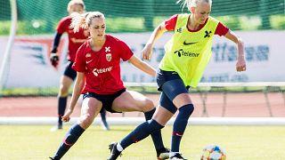 ЧМ по футболу среди женщин: 10 занятных фактов о женском футболе