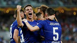 آرسنال-چلسی؛ آبیها قهرمان لیگ اروپا شدند