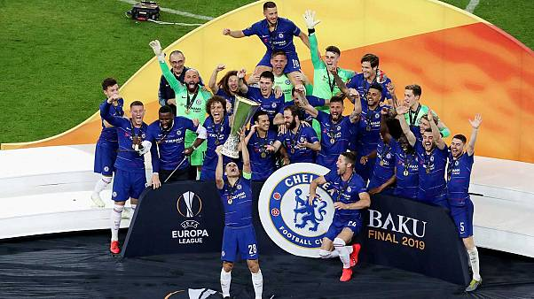 Football : Chelsea remporte la Ligue Europa