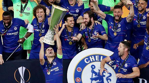 Europa League: Θρίαμβος Τσέλσι, 4-1 την Άρσεναλ