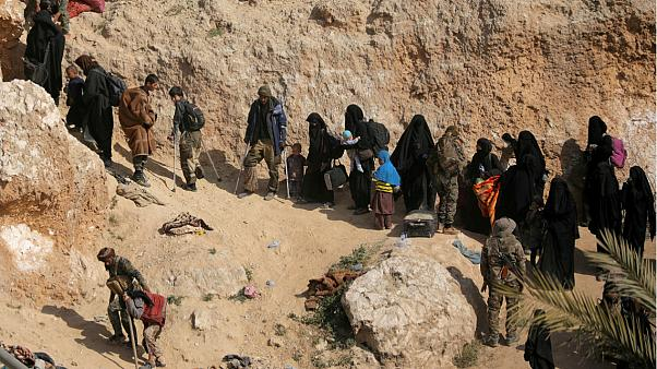 ABD Suriye'de yakalanan 30 kadar IŞİD militanını Irak'a gönderdi