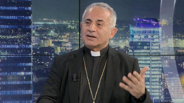 المطران ميخائيل نجيب ميخائيل رئيس أساقفة أبرشية الموصل وعقرة للكلدان