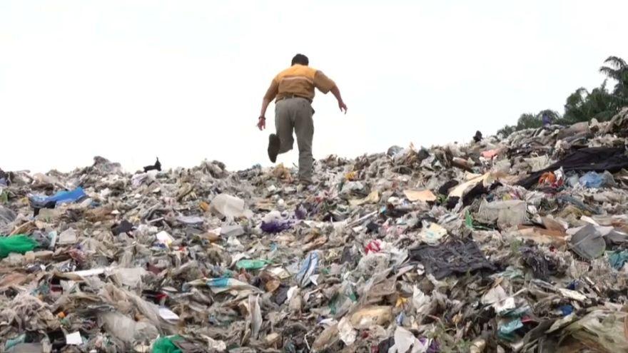 ¿El sudeste asiático es el basurero del mundo?