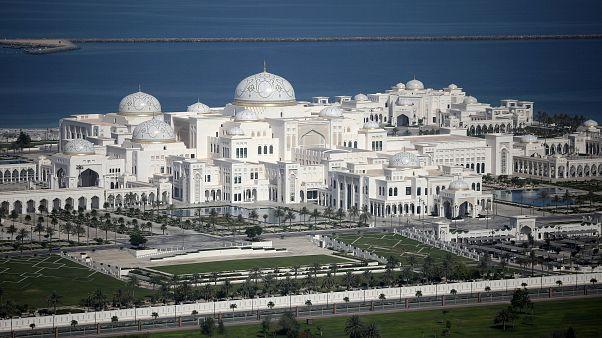 القصر الرئاسي الإماراتي، أبو ظبي