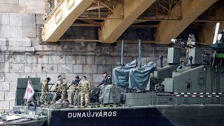 Трагедия на Дунае: шансов найти выживших мало
