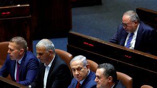 Parlamento de Israel convoca novas eleições