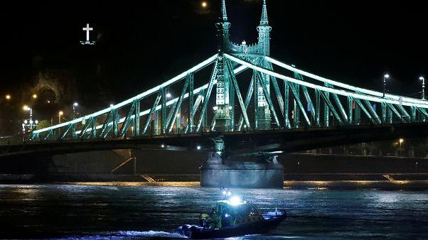 Naufrage mortel à Budapest : un homme placé en détention