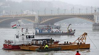 Al menos siete muertos en el trágico naufragio de un barco turístico en Budapest