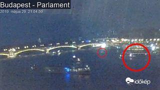 Video zeigt Schiffsunglück in Budapest: Mindestens 7 Tote