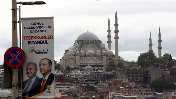 Κωνσταντινούπολη: Αντιπροσωπεία του Συμβουλίου της Ευρώπης στις δημοτικές εκλογές