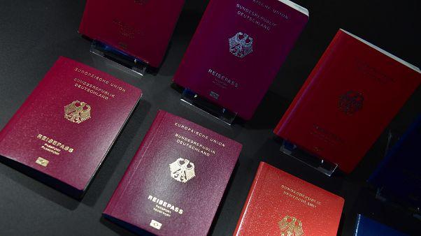 Alman vatandaşlığına geçen yabancılar
