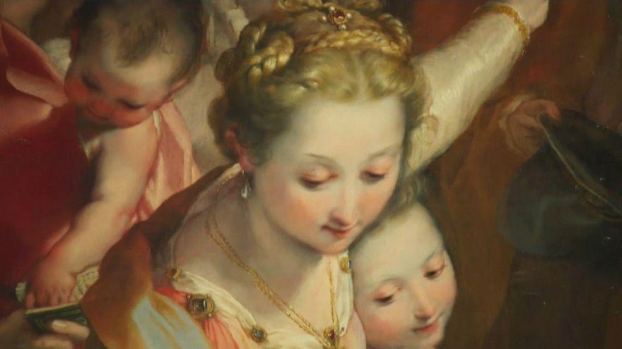 Uffizi abre espaços dedicados aos pintores de Veneza e Florença