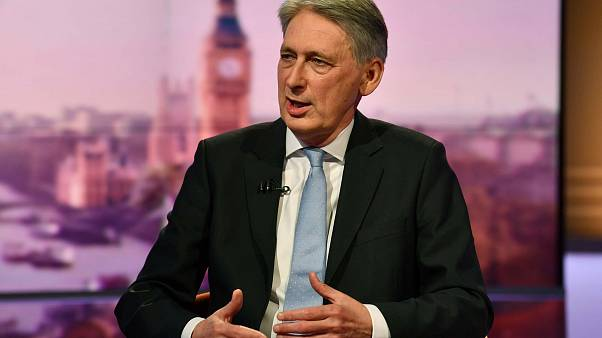Philip Hammond has not put his name forward to be Prime Minister