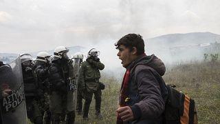 Yunanistan'da darp edilip Türkiye'ye zorla geri gönderildiği iddia edilen göçmenler konuştu