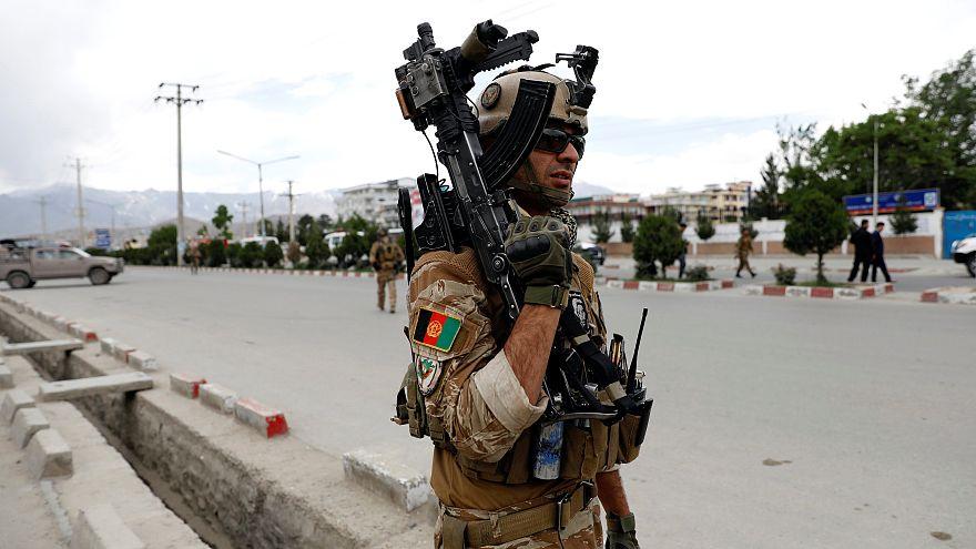 انفجار انتحاری در نزدیکی دانشگاه مارشال فهیم کابل شماری کشته و زخمی بر جا گذاشت