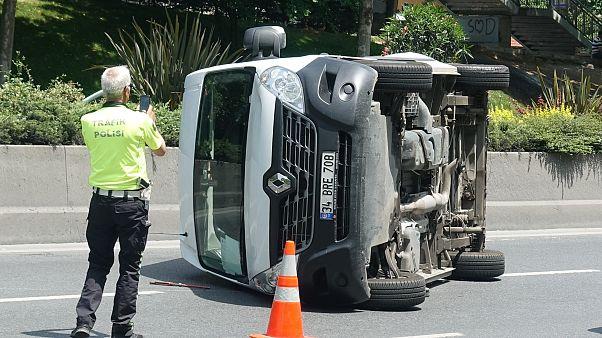 Türkiye'de her gün ortalama 3 bin 368 trafik kazası yaşanıyor: 18 kişi ölüyor, 841 kişi yaralanıyor