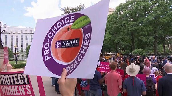 Abtreibung: Filmbranche droht US-Staat Georgia mit Boykott