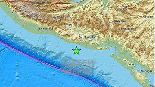 Σαν Σαλβαδόρ: Σεισμός 6,6 Ρίχτερ και προειδοποίηση για τσουνάμι