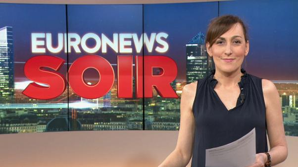 Euronews Soir : l'actualité du jeudi 30 mai 2019