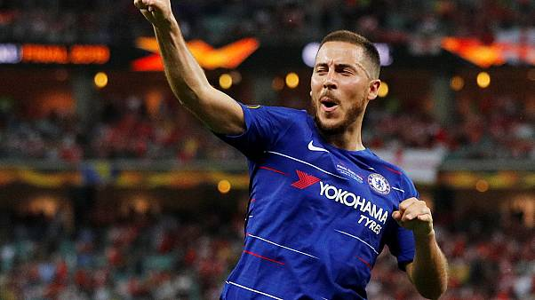 Eden Hazard : de Chelsea au Real Madrid ?