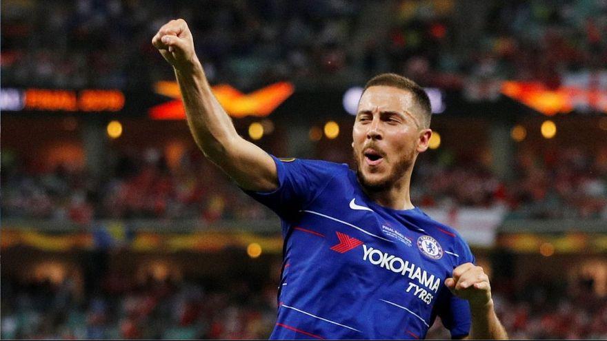 مهاجم چلسی پس از قهرمانی در لیگ اروپا: شاید زمان خداحافظی فرا رسیده است